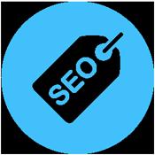 SEO portfolio icon