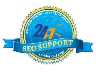 24/7 SEO Support